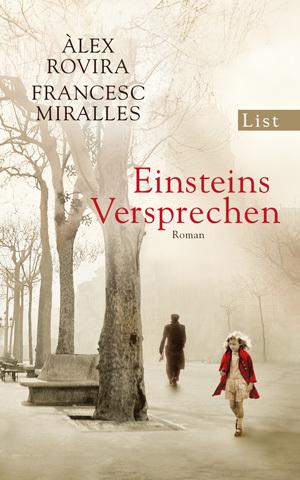 Cover für Einsteins Versprechen