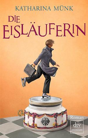 Cover für Die Eisläuferin