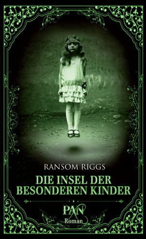 Cover für Die Insel der besonderen Kinder