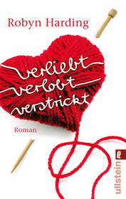 Cover für Verliebt, verlobt, verstrickt