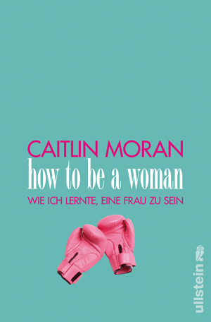 Cover für how to be a woman