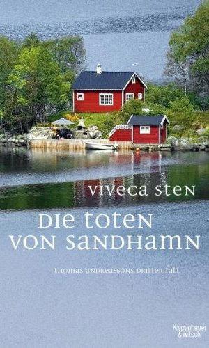 Cover für Die Toten von Sandhamn