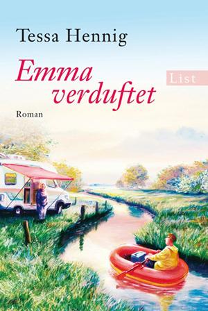 Cover für Emma verduftet