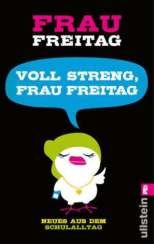 Cover für Voll streng, Frau Freitag!