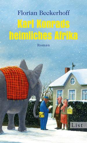 Cover für Karl Konrads heimliches Afrika