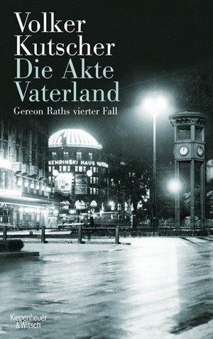 Cover für Die Akte Vaterland