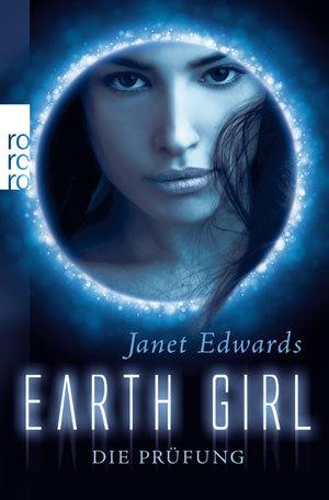 Cover für Earth Girl. Die Prüfung