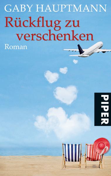 Cover für Rückflug zu verschenken