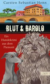 Cover für Blut & Barolo