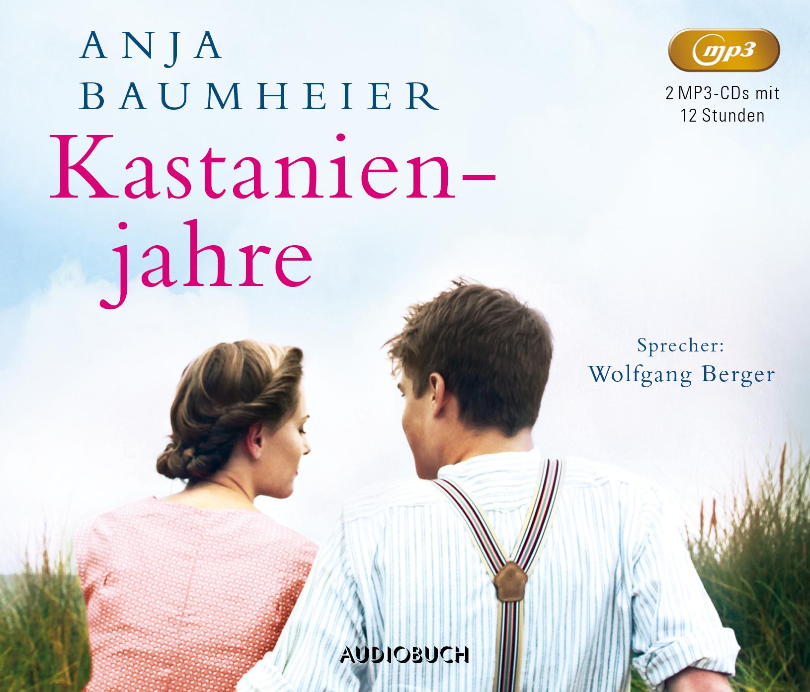 Cover für das Kastanienjahre Hörbuch