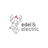 edel & electric Logo