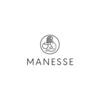 Manesse Logo